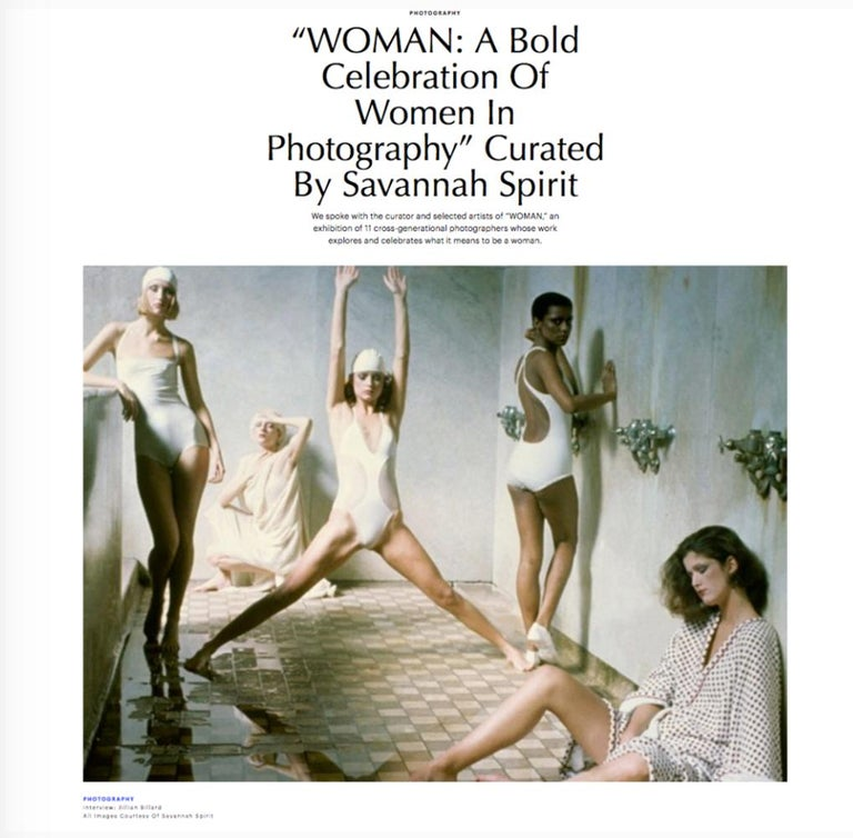 Savannah Spirit Hold Onto Power (Black and White Nude Photography B&W) For Sale 4