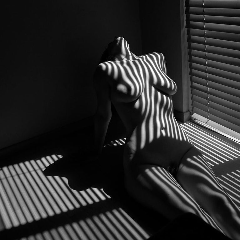 Savannah Spirit Shadow of a Doubt 24 x 24 inches Archival pigment print on Hahnemühle Photo Rag. Edition 1 of 5 Signed by artist  Latest press ARTSY: May 28, 2019: The Photographers Fighting Instagram's Censorship of Nude Bodies, by Kelsey Ables.