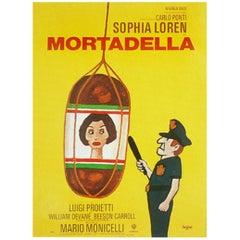 Savignac Raymond Mortadella Original Vintage Poster