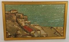 Naples Rooftops Harbor Landscape