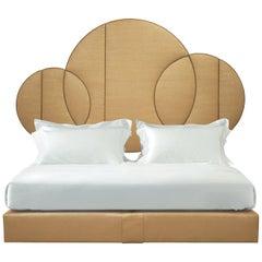 Savoir Moon & Nº2 Bed Set, Handmade in London, Queen Size