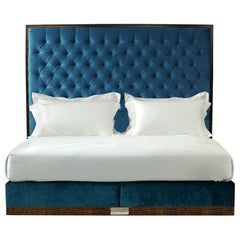 Savoir State & Nº1 Bed Set, Handmade In London, California King Size