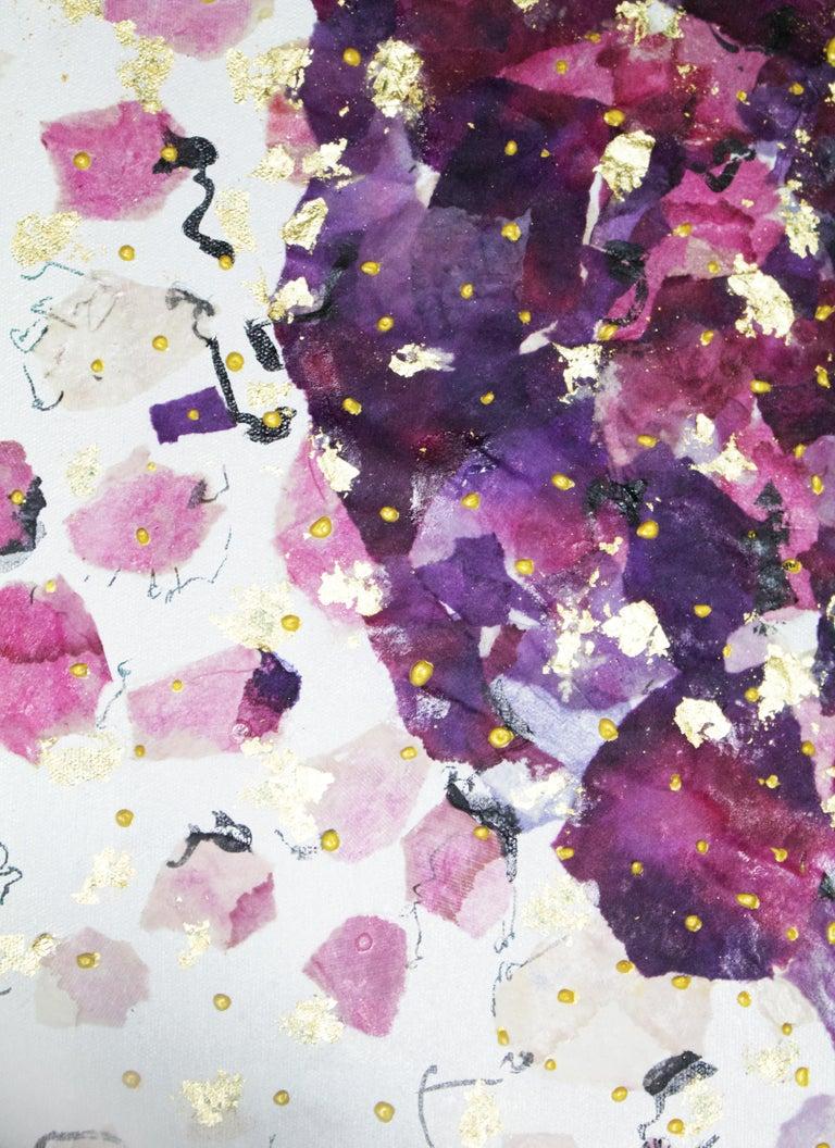 Hibiscus Tea Series: Lotus  2