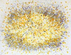 Hibiscus Tea Series: Quantum Saffron Light