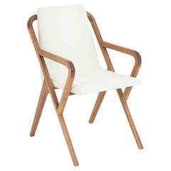 Sayen Dining Chair with Armrest