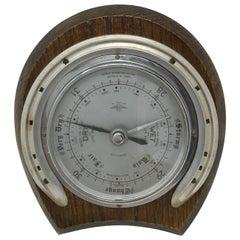 SB Shortland Smiths Horseshoe Barometer, circa 1940s