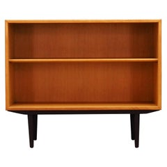 Søborg Ash Bookcase Vintage 1960s Danish Design