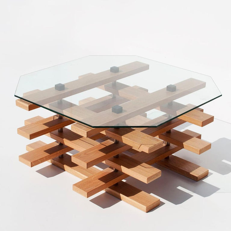 Scacco coffee table.