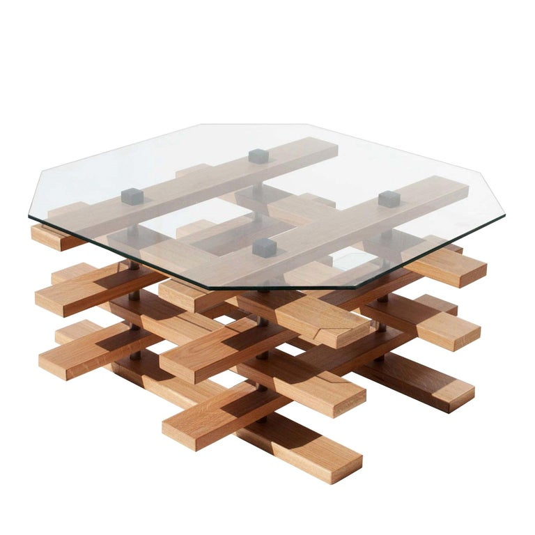 Scacco Coffee Table by Apulia Design For Sale
