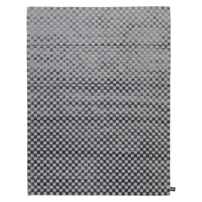 Scaccomatto Rug by CC-Tapis For Sale