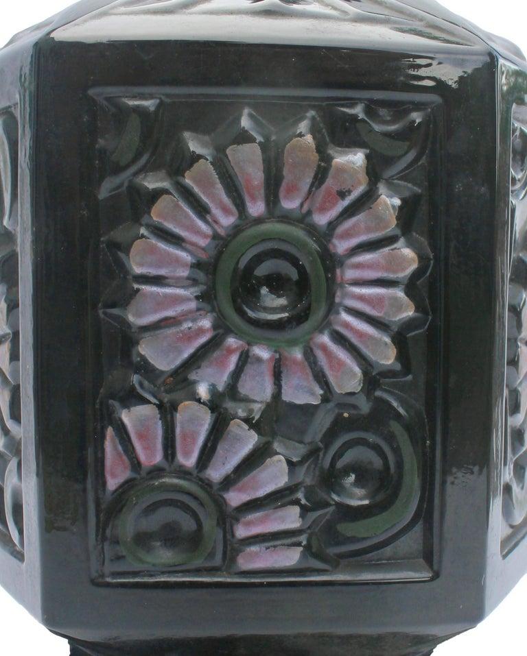 Belgian Scailmont Art GlassVase Designed by Henri Heemskerk, Made in Belgium For Sale
