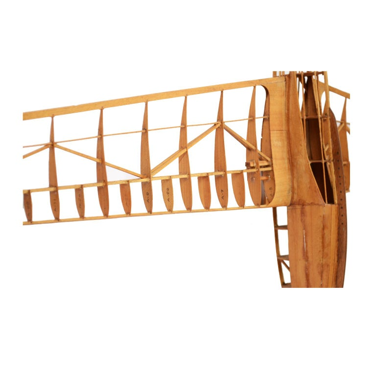Scale Model of the Structure of a Passenger Airplane For Sale 5