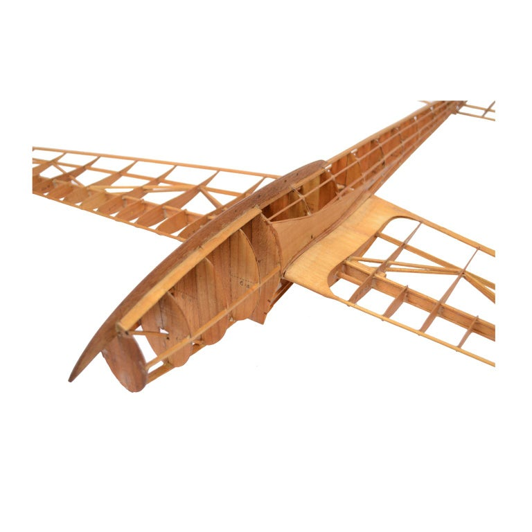 Scale Model of the Structure of a Passenger Airplane For Sale 6