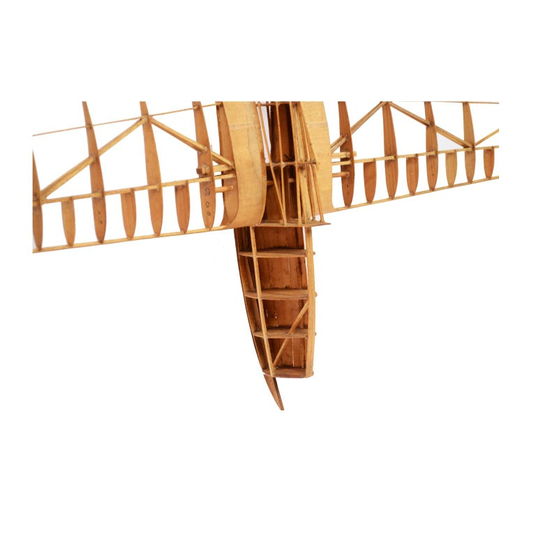 Scale Model of the Structure of a Passenger Airplane For Sale 7