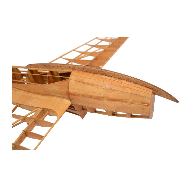 Scale Model of the Structure of a Passenger Airplane For Sale 9