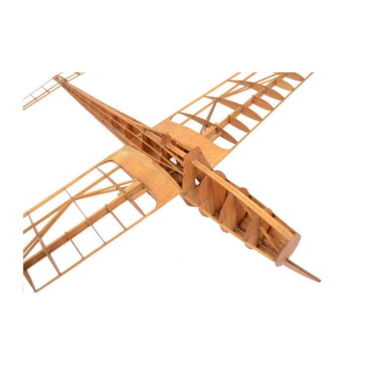 Scale Model of the Structure of a Passenger Airplane For Sale 13