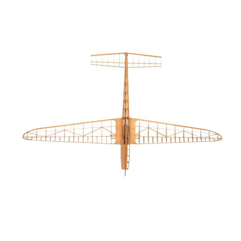 Scale Model of the Structure of a Passenger Airplane For Sale 1