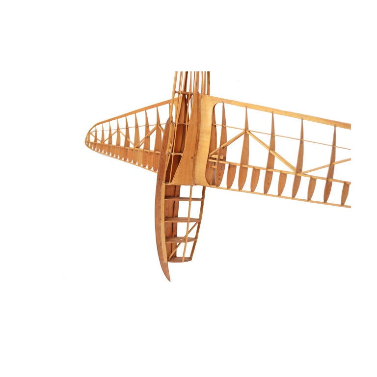 Scale Model of the Structure of a Passenger Airplane For Sale 2