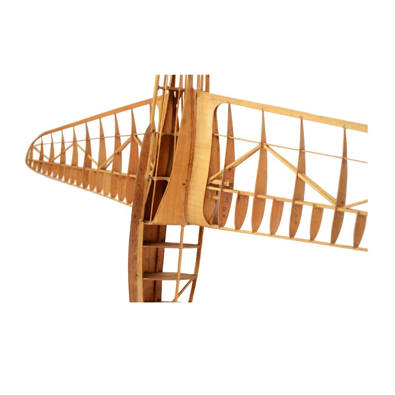 Scale Model of the Structure of a Passenger Airplane For Sale 3