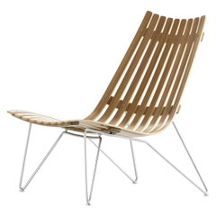 Scandia Nett Lounge Chair, New Edition