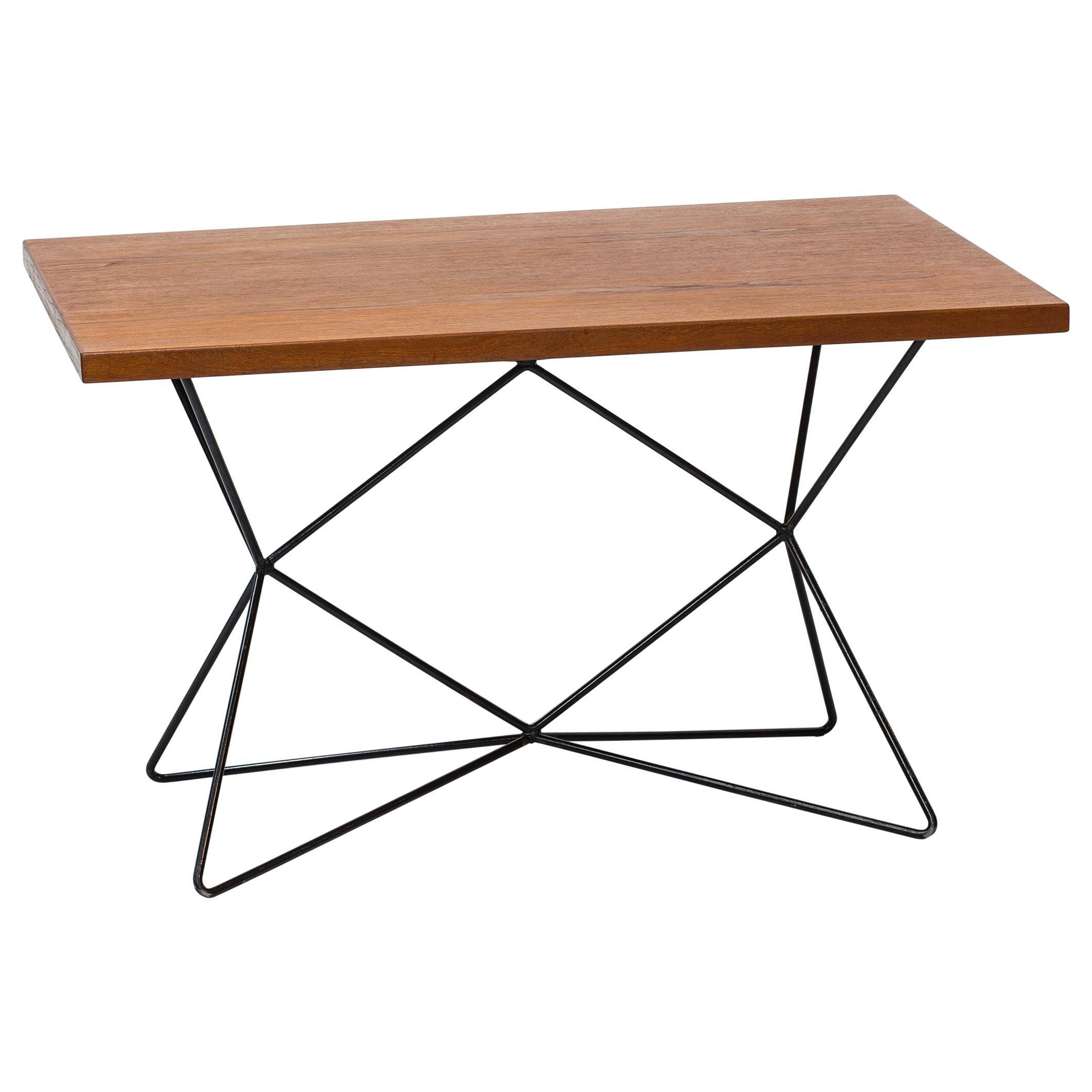 """Scandinavian """"A2"""" Multi Table by Bengt Johan Gullberg, Sweden, 1950s"""