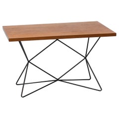 "Scandinavian ""A2"" Multi Table by Bengt Johan Gullberg, Sweden, 1950s"