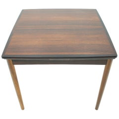 Scandinavian Adjustable Dining Table, 1960s