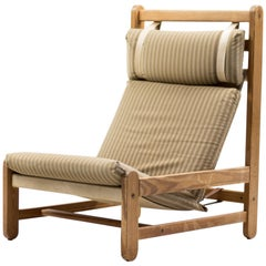 Scandinavian Architectural Lounge Chair