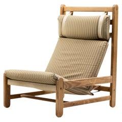 Scandinavian Architectural Sling Chair