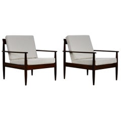Scandinavian Armchairs, 1960s Set of 2