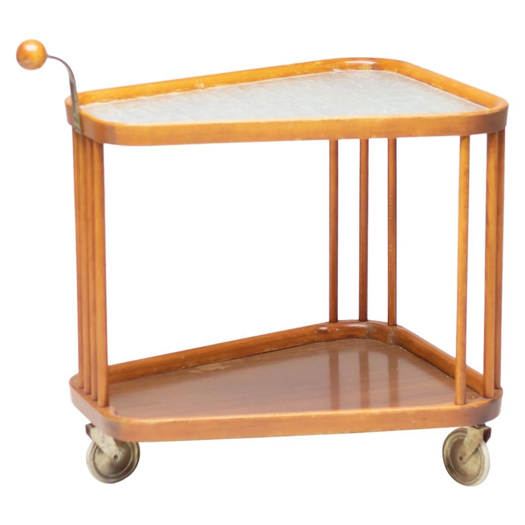 Scandinavian Bar Cart, 1960s