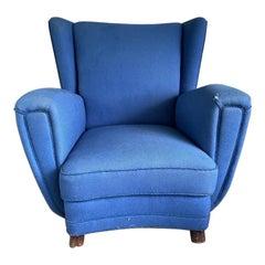 Scandinavian Club Chair