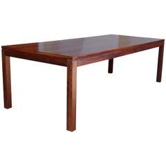 Scandinavian Coffee Table Rosewood
