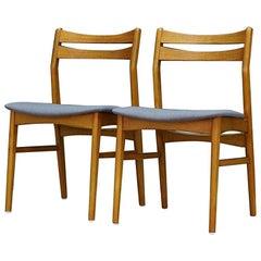Scandinavian Design Chairs 1960-1970 Retro