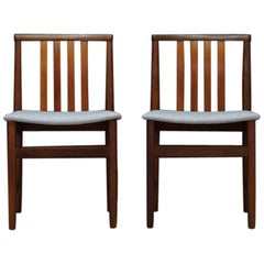 Scandinavian Design Chairs 60 70 Teak