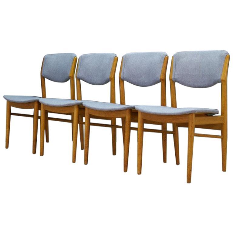 Scandinavian Design Chairs 60 70 Vintage Im Angebot Bei 1stdibs