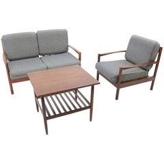 Scandinavian Design Seating Set