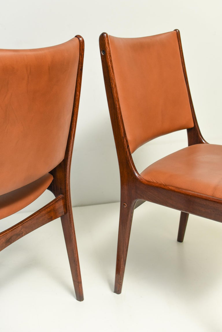 Mid-20th Century Mid Century Scandinavian Dining Chair For Sale