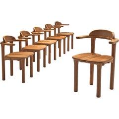 Scandinavian Dining Chairs, circa 1960