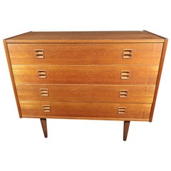 Scandinavian Dresser in the Style Arne Vodder, 1960