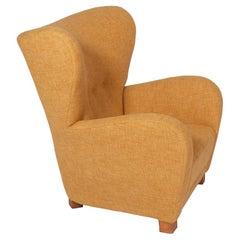 Scandinavian Easy Chair, 1930's