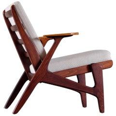 Scandinavian Easy Chair, 1960s