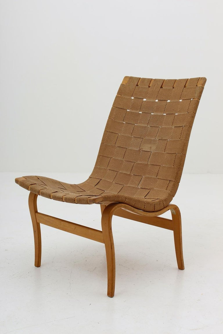 Swedish Scandinavian Easy Chairs