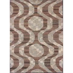 Scandinavian Flat-Weave Rug