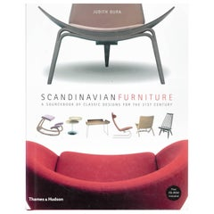 Scandinavian Furniture a Sourcebook of Classic Designs for the 21st Century