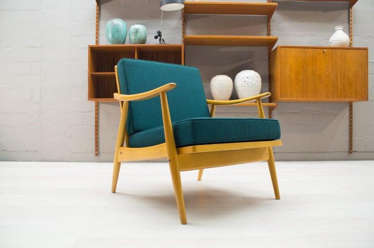 Scandinavian Living Room Set, 1960s For Sale 4