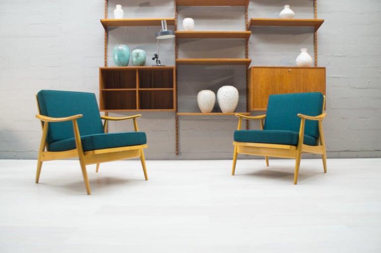 Scandinavian Living Room Set, 1960s For Sale 5