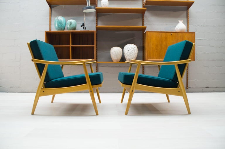 Scandinavian Living Room Set, 1960s For Sale 1