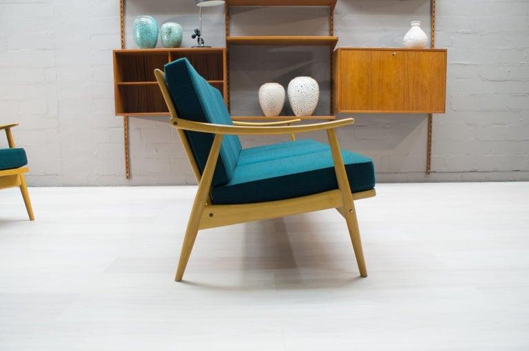 Scandinavian Living Room Set, 1960s For Sale 2