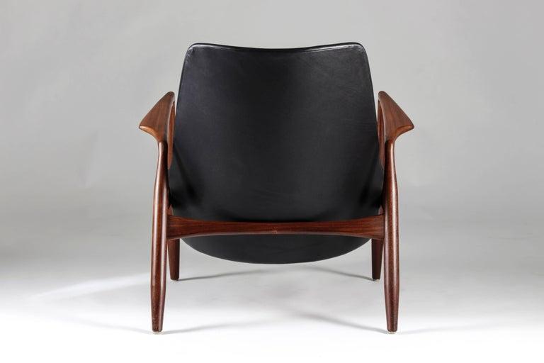 Swedish Scandinavian Midcentury Lounge Chair